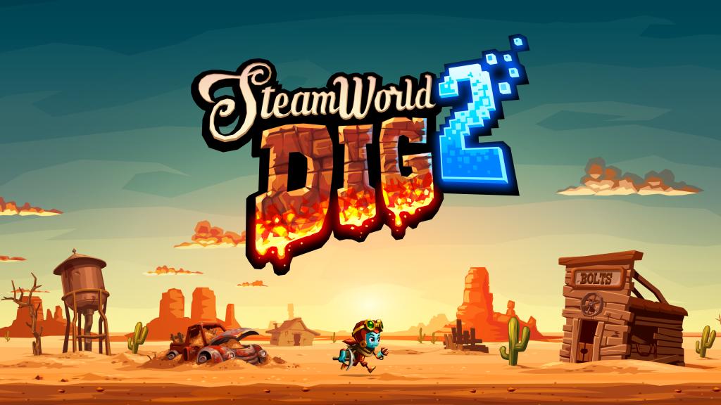 SteamWorld-Dig-2-Wallpaper-Desert-4K